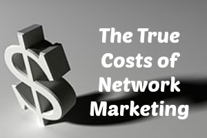 Network Marketing Costs and Commissions